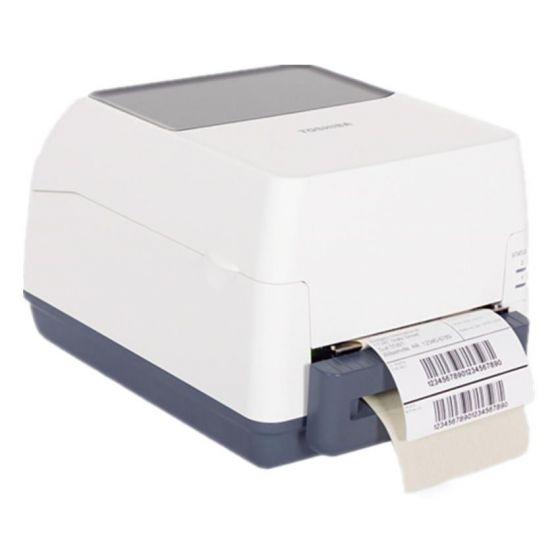 термотрансферный принтер этикеток чеков штрих кодов